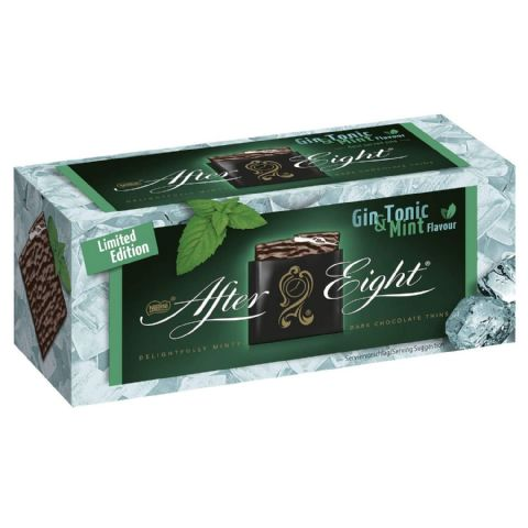 Gin Tonic & Mint Flavour After Eight Nestle 200g